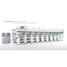 Máquina de impressão de alta velocidade da gravura do computador (CE)