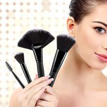 Conjunto de pinceles de maquillaje de la mejor calidad