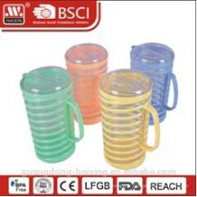 bouilloire en plastique 2L