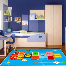 Hopscotch Kids Play Room Tapete de área