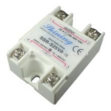 SSR-S25VA-H 25A VR vers le relais Dpdt monophasé à phase unique AC