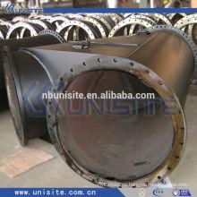 Alta presión y tubo de acero con bridas (USB-3-001)