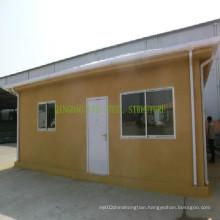 Light Weight Cement Sandwich Panel Prefabricated House