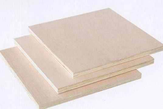 Okume Plywood Film Faced