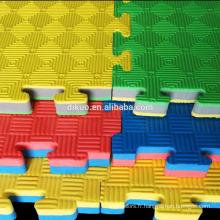 Eva puzzle coloré enfants jouent tapis tapis de sol de l'éducation