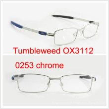 Vidros ópticos de quadro de titânio / Marcos de marca Ok3112 / para óculos de leitura (3112)