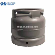 Factory Price Low Pressure 6kg LPG Gas Cylinder for Cooking