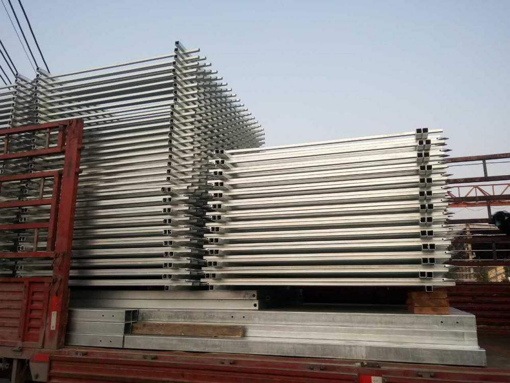 garrison security fence panels
