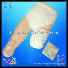 Modèle de bandage à bas niveau avancé ISO