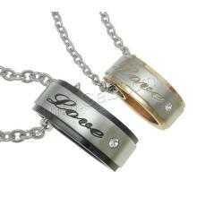 Ожерелье из нержавеющей стали Gets.com 316l для влюбленных