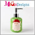 Countertop Soap & Lotion Dispenser Ceramic Pump Bottle