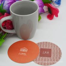 Paper Coaster / Water-Proof Tea Cup Mat / Papier Absorbant Bière Coaster