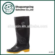 Hombre réplica Tropical goma lluvia zapatos A-901
