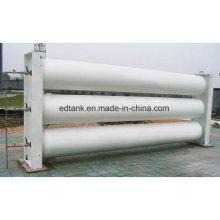 3 Long Jumbo Tubes CNG Storage Cylinder Group