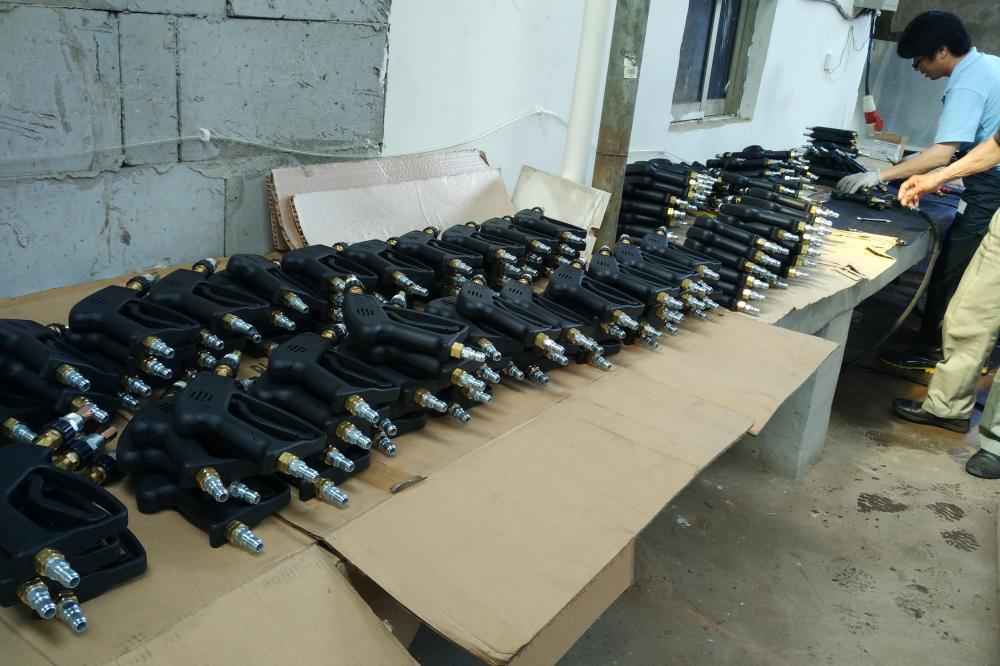 Pressure Spray Guns 8 gpm