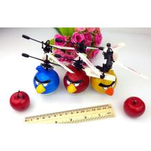 Nuevo 2 canales extranjeros quadcopter mini folleto de producto