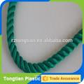 Precio de fábrica 3 strand Twist rope PE reciclado cuerda