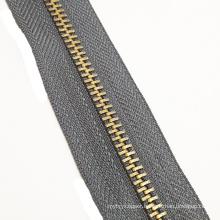 2016 Brass Zipper Chains for Garments