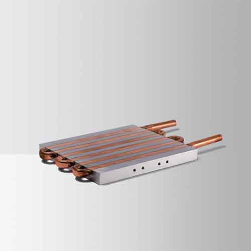 Copper And Stainless Steel Tube Cold Plates