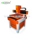 Mini cnc router machine kits de roteador de alumínio cnc