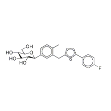 Canagliflozin, Potent and Selective SGLT2 Inhibitor CAS 842133-18-0