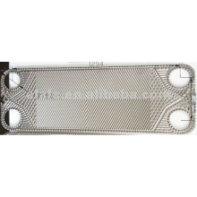 M15 equally 316L plate for plate heat exchanger, heat exchanger price