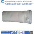 Bolsa de filtro de acrílico no tejida del colector de polvo para la central hidroeléctrica
