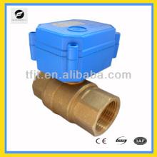 CWX15Q мини моторизованный управляемый клапан для фанкойлов,и система горячего водоснабжения цикла