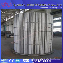 CE & Asme Approved Stainless Steel 316L Condenser Heat Exchanger
