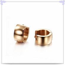 Joyería de la manera pendientes de la joyería del acero inoxidable (EE0030)