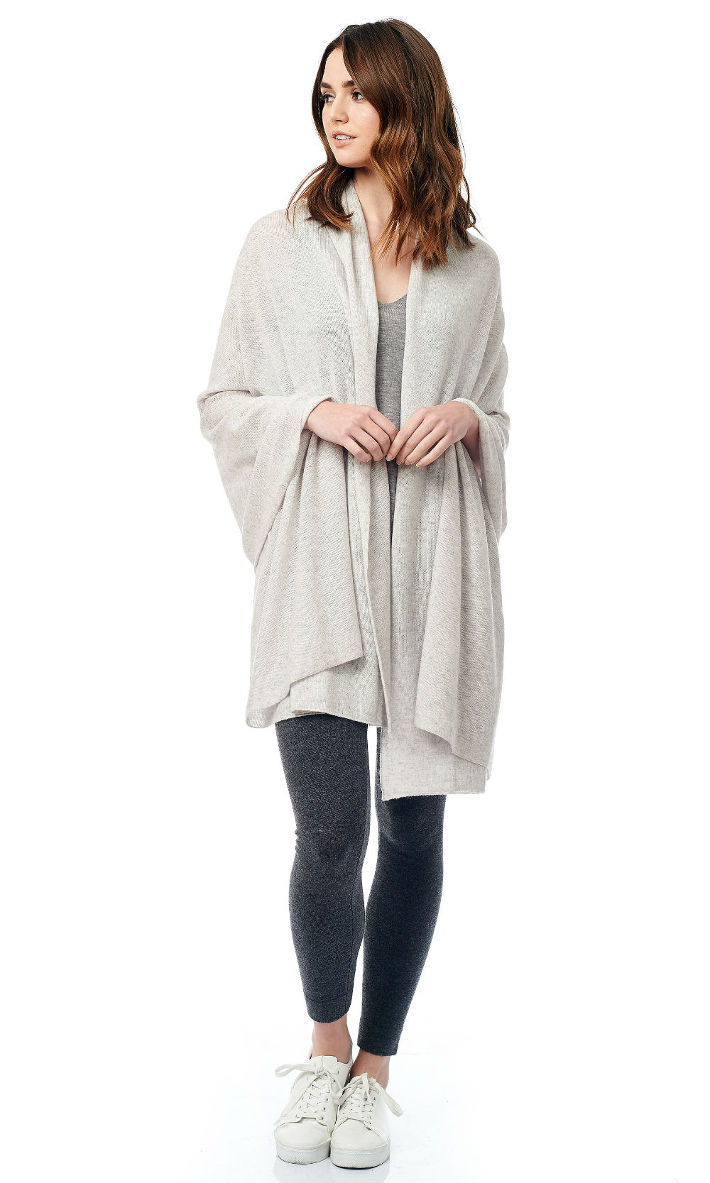 grey jersy knit travel wrap (1)