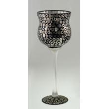 Новый Desgin Glass Mosaic Candle Holder для отдыха