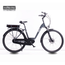 2018 лучшего качества 36v350w электрический велосипед города с БАФАНЕ середине приводной двигатель из Китая