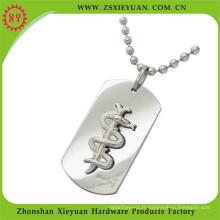 Étiquette d'animal familier en métal 2013 (XY-GP1010)