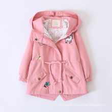 kids clothes girls coat winter coat for cute baby girls lace fur coat
