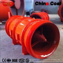 Взрывозащищенный Электродвигатель шахтного туннеля промышленной вентиляции вытяжной вентилятор для продажи