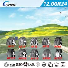 All Steel Radial LKW Reifen (12.00R24 mit GCC)