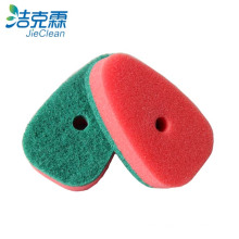 Scouring Pad and Scouring Sponge