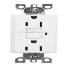 BAS-002 Household american wall sockets 15A gfci receptacles
