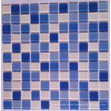 Mosaic Tile/Swimming Pool Mosaic/Crystal Glass Mosaic (HSP300)