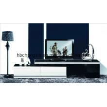 Soporte de TV LCD MDF moderna hermosa