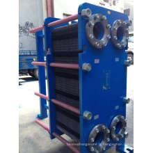 Échangeur de chaleur industriel à plaques Thermowave Tl400ss EPDM