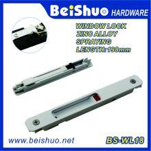 White Handy Replacement Window Hardware Sash Crescent Lock