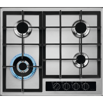 AEG Built-in Cooktop 4 Burner Stainless