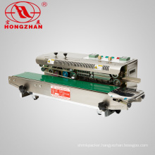 CBS900W Stainless Steel Continuous Bag Sealing Machine