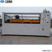 Máquinas de placa de porta oca de PVC WPC