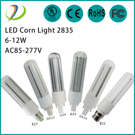 CE UL DLC 10w led corn light