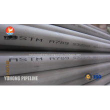 Duplex Stainless Steel Tube ASTM A789 S32205