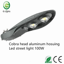 Cobra Head alluminio Hosuing 100W LED Street Light
