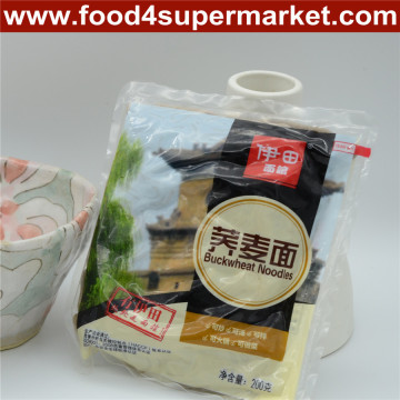 Made in China Sofort frische Soba Noodle